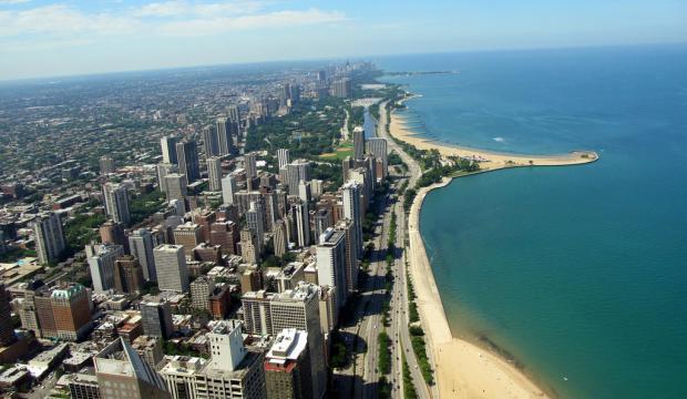 chicago yhdysvallat nähtävyydet