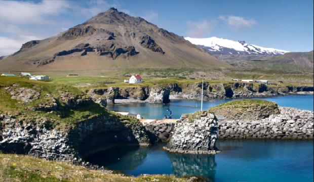 islannin ilmasto