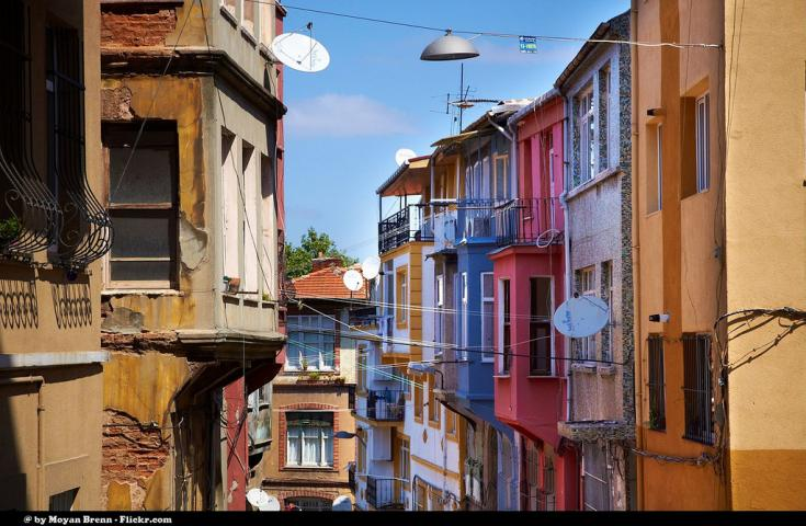 Istanbul | Äkkilähtö