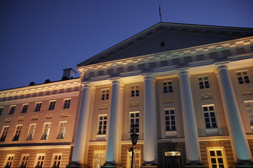 äkkilähtö Tallinna